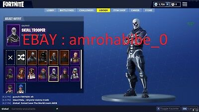 Free Fortnite Accounts With Rare Skins | Fortnite Battle