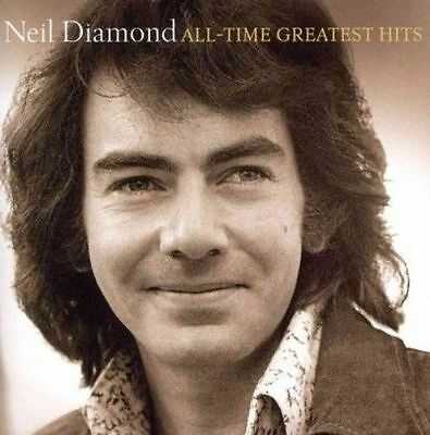 NEIL DIAMOND All Time Greatest Hits CD BRAND NEW