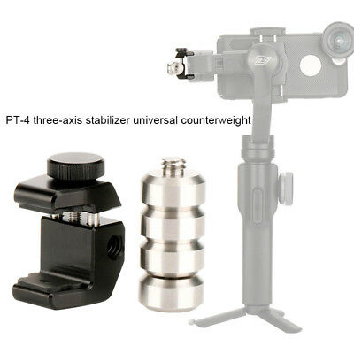 Stabilizer Balancing PT-4 Removable Handheld Counterweight Photography AU