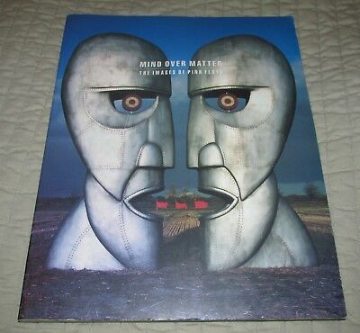 Astounding Pink Floyd 1997 Mind Over Matter Coffee Table Book The Onthecornerstone Fun Painted Chair Ideas Images Onthecornerstoneorg