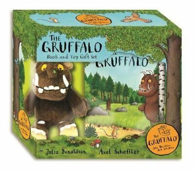 The Gruffalo: Book and Toy Gift Set by Julia Donaldson (Multiple copy pack,...