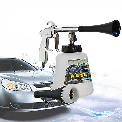 High Pressure Car Cleaning Gun Surface Air Pulse Interior Exterior Cleaner Tool