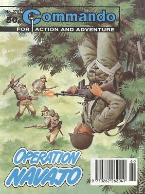 Commando for Action and Adventure (U.K.) #2782 1994 VG Stock Image Low Grade