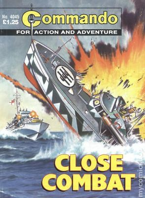 Commando for Action and Adventure (U.K.) #4045 2007 VG Stock Image Low Grade