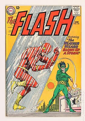 Flash (1st Series DC) #145 1964 GD+ 2.5
