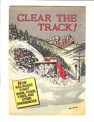 Clear The Track!    : 1950s? :     : Giveaway! :