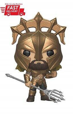 Limit Funk o Aquaman POP Arthur Curry As Gladiator Vinyl Figure NEW DC IN STOCK