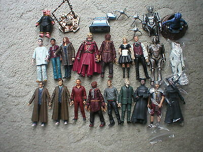 """Doctor Who 5"""" Action Figures - Doctor - Companions & Aliens"""