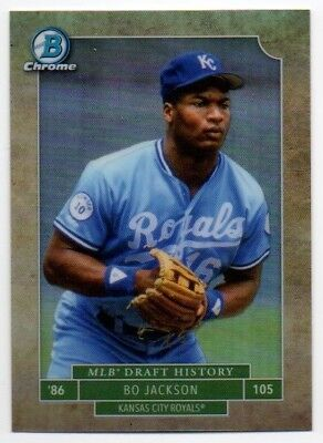 2016 Bowman Chrome Draft Inserts - Complete Your Set - You Pick Choose