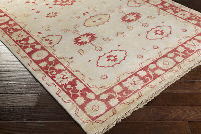 "Surya Antique Hand Knotted Area Rug 5'6"" x 8'6"" ATQ1009-5686"