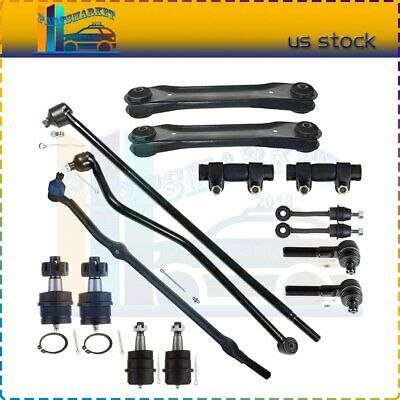 93-98 Grand Wagoneer V8 Drag Link Ball Joint Tie Rod Rods DS1310 DS1312 DS1235