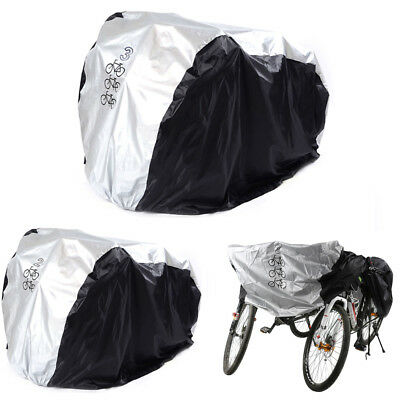 Bike Rain Dust Cover Waterproof Outdoor Scooter Protective For Bicycle Cycling