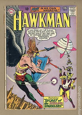 Hawkman (1st Series) #2 1964 GD 2.0