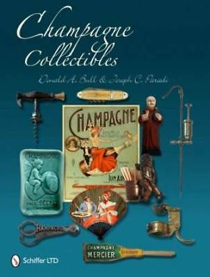 Vintage Champagne Collector ID$ Guide Corkscrews & More