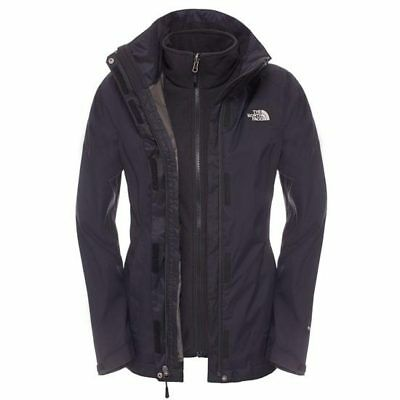 The North Face Evolve II Triclimate Jacket W TNF Black/TNF Black NF00CG5611P1/