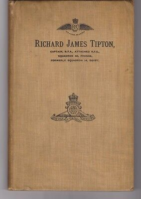 James P. REYNOLDS / Captain R J Tipton An Appreciation With an account 1st