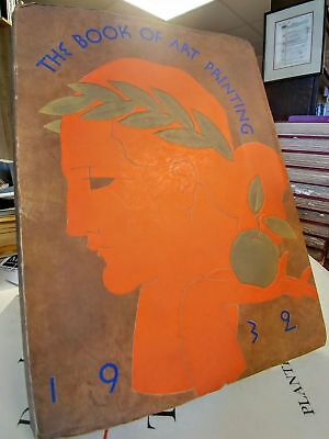 the book of art printing first edition 1932