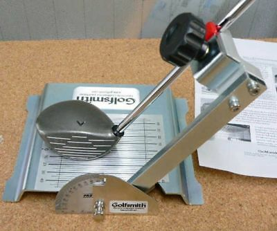 GolfSmith Loft & Lie Measuring Instruments Either Right and Left New from Japan