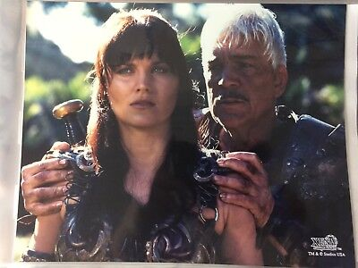 8x10 Photo from Xena the Warrior Princess Lucy Lawless C50