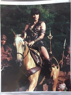 8x10 Photo from Xena the Warrior Princess Lucy Lawless C52