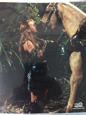 8x10 Photo from Xena the Warrior Princess Lucy Lawless C53