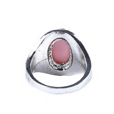 Fashion Vintage The Virgin Pattern Ring Elegant Ladies Ring Accessories Gift Z