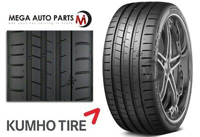 1 New Kumho Ecsta PS91 295/30ZR20 101Y XL Tires