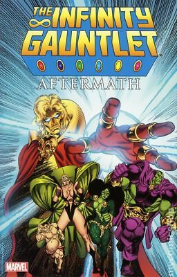 Infinity Gauntlet Aftermath TPB (Marvel) #1-1ST 2013 NM Stock Image