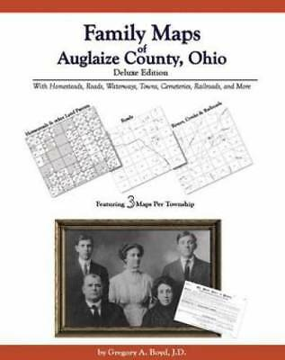 Genealogy Family Maps Cemeteries Auglaize County Ohio