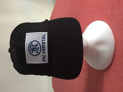 Ca-A140 // Casquette Fn Herstal / Neuf / Taille Unique Adulte