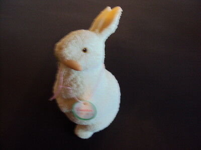 Snowbunnies Department 56 Figurine1996 Easter Bunny With A Carrot