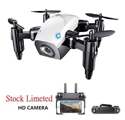 Drone Professional with Camera and Micro HD 4k Foldable RC WiFi FPV