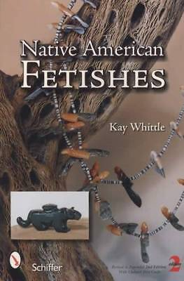 Southwest Native American Indian Fetish Collector Guide Guardian Spirits Figures