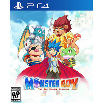 Monster Boy And The Cursed Kingdom [E10]