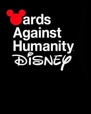 Cards against disney  a hilarious deck for humanity #CAH #CardsAgainstHumanity