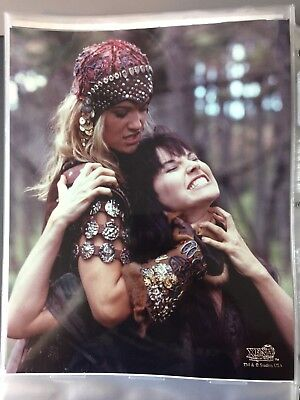 8x10 Photo from Xena the Warrior Princess Lucy Lawless C84