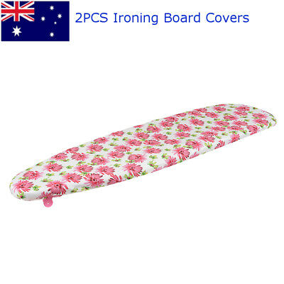 Ironing Board Covers Ultra Thick Felt Heat Resisting Elastic Soft Easy Fitted