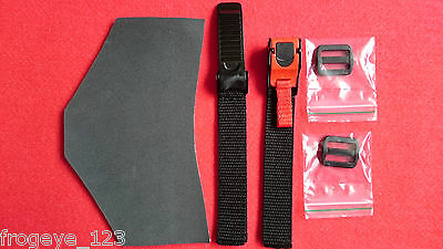 XP Deus Arm Cup Strap Quick Release Pack & Foam Cushion Pad +CAN POST TO EUROPE