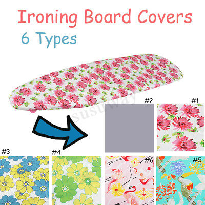Ultra Thick Felt Heat Resisting Elastic Ironing Board Covers Soft Easy Fitted #6
