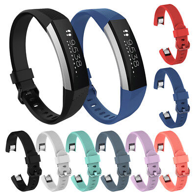 For Fitbit Alta HR Sport Secure Strap Wristband Buckle Bracelet Fitness Tracker