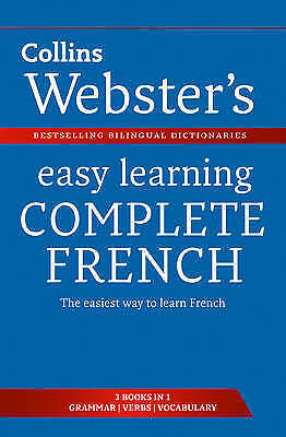 (Good)-Webster's Easy Learning French Complete (Collins Easy Learning French) (P