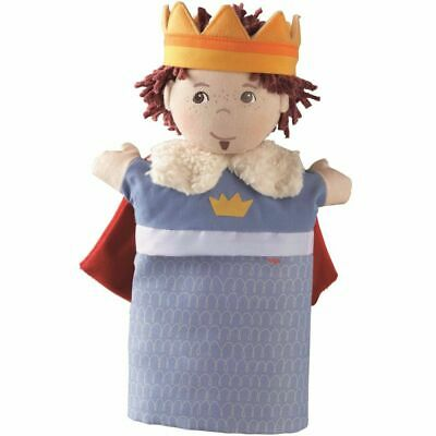 HABA Kids Children Hand Finger Puppet Pretend Learning Toy Prince 27 cm 007287