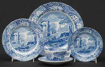 Spode BLUE ITALIAN 5 Piece Place Setting 6040899