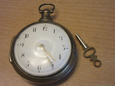 Fantastic 19thC Silver Case Pocket Watch A Buchecker, Ben Bullingford London
