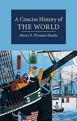 Concise History of the World by Merry E. Wiesner-hanks (English) Paperback Book