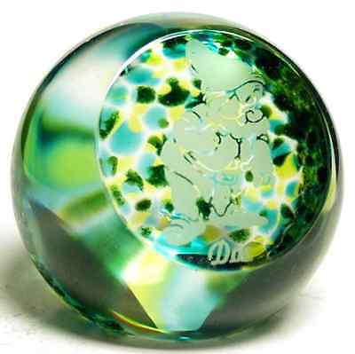 Caithness Glass SNOW WHITE Doc Paperweight 5592404