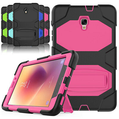 For Samsung Galaxy Tab E 9.6 SM-T560 Shockproof Rubber Dustproof Hard Case Cover