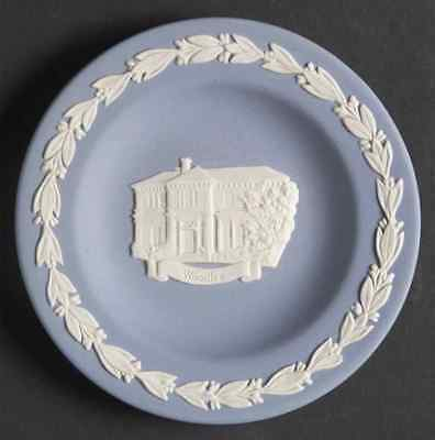 Wedgwood Blue JASPERWARE Landmark Tray 7268351