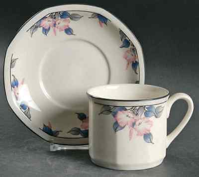Royal Doulton BLOOMSBURY Cup & Saucer 551087