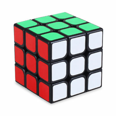 Magic Smooth Professional Twist Cube Rubik With Base Fast 3x3 Speed Puzzle
